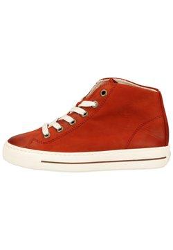 Paul Green - Sneaker high - ziegelrot 227