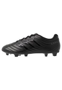 adidas Performance - COPA 20.4 FG - Moulded stud football boots - core black/dough solid grey