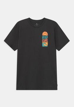 Rip Curl - OCEANZ BOY - T-shirt imprimé - black