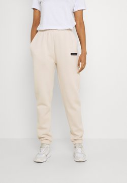 Nly by Nelly - EMPOWERED PANTS - Jogginghose - creme