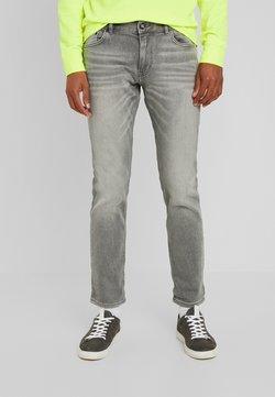 TOM TAILOR - JOSH - Straight leg jeans - used light stone grey denim