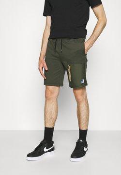 K-Way - LE VARI GONTRAND UNISEX - Jogginghose - black torba