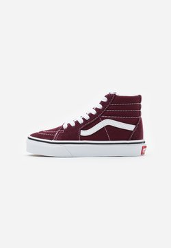 Vans - SK8 UNISEX - Sneakers hoog - port royale/true white