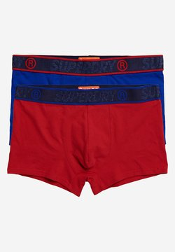 Superdry - DOUBLE PACK - Shorty - red multipack