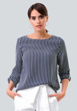 Alba Moda - Bluse - marineblau,off-white