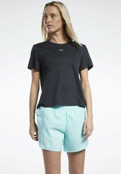 Reebok - RUNNING SPEEDWICK - T-Shirt basic - black