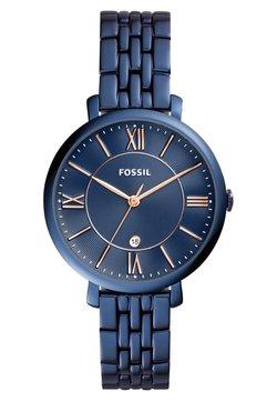Fossil - JACQUELINE - Montre - blau