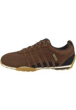 K-SWISS - ARVEE - Sneaker low - bison-black-gum (02453-205)
