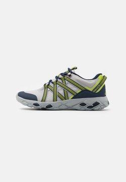 Kappa - SHAWS UNISEX - Zapatillas de entrenamiento - grey/navy