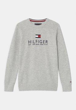 Tommy Hilfiger - Jersey de punto - light grey heather