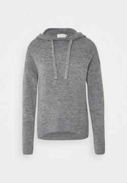 ONLY - ONLCORINNE HOOD - Sweat à capuche - medium grey melange