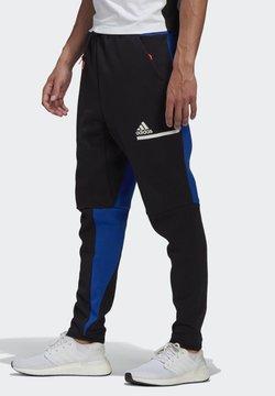 adidas Performance - ADIDAS Z.N.E. TRACKSUIT BOTTOMS - Jogginghose - black