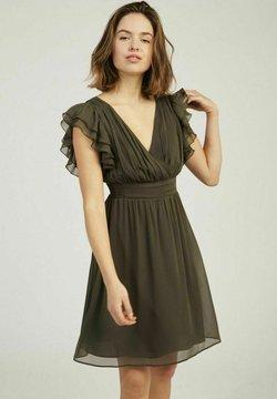 NAF NAF - Cocktailkleid/festliches Kleid - green
