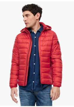 s.Oliver - MIT 3M THINSULATE - Winterjacke - red