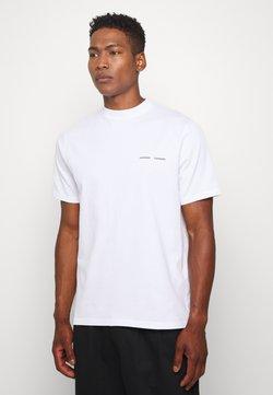 Samsøe Samsøe - NORSBRO - T-shirts med print - white