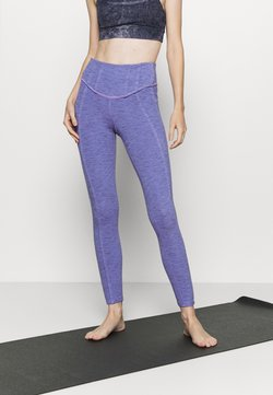 Free People - HYBRID LEGGING - Tights - violet