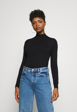 Vero Moda - JOY - Sweter - black