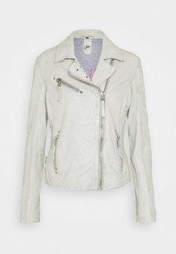 Gipsy - SUMMER - Leren jas - off white
