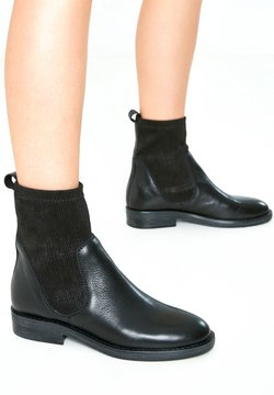 Inuovo - Plateaustiefelette - black blk