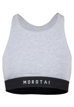 MOROTAI - Sport BH - light grey