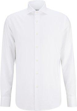 Greta & Luis - Businesshemd - white