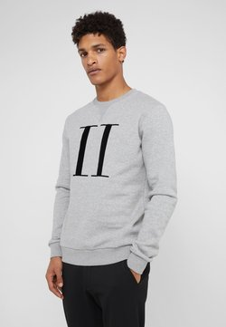 Les Deux - ENCORE - Sweatshirt - grey melange / black