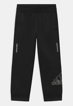 adidas Performance - UNISEX - Jogginghose - black/white