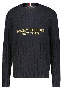 Tommy Hilfiger - Sweatshirt - marine (52)