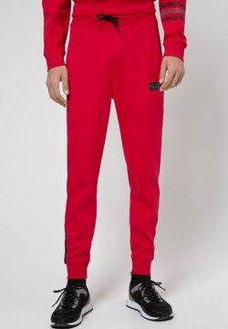 HUGO - DONBURI - Jogginghose - red