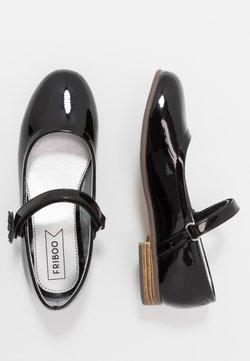 Friboo - Klassischer  Ballerina - black