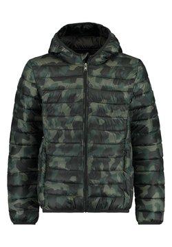America Today - ALEX JR - Winterjas - camouflage