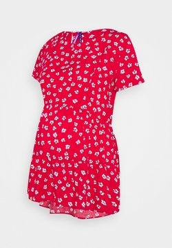 Seraphine - LEORA - T-Shirt print - red