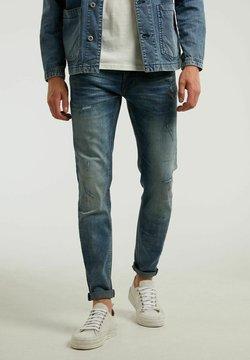 CHASIN' - EGO VANN - Jeans Slim Fit - blue