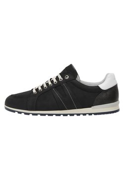 Van Lier - ANZANO - Sneaker low - zwart