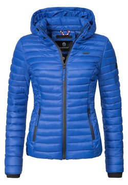 Marikoo - SAMTPFOTE - Winterjacke - dusty blue