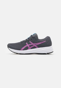 ASICS - PATRIOT 12 - Obuwie do biegania treningowe - carrier grey/digital grape