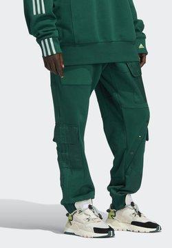 adidas Originals - Ivy Park - Trainingsbroek - darkgreen