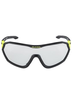 Alpina - Sportbrille - black matt-neon yellow (a8586.x.35)