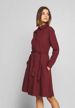 ICHI - SARAH  - Vestido camisero - andorra
