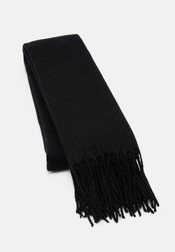 Vero Moda - VMSOLID LONG SCARF COLOR - Schal - black