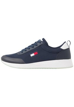 Tommy Jeans - FLEXI RUNNER - Sneakers laag - blue