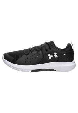 Under Armour - CHARGED COMMIT TR 2 - Sportschoenen - black/white