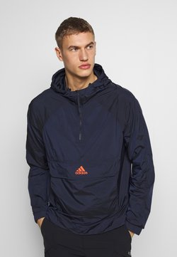 adidas Performance - ANORAK WIND.RDY - Windbreaker - dark blue