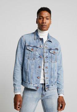 Nudie Jeans - JERRY - Jeansjakke - blue denim
