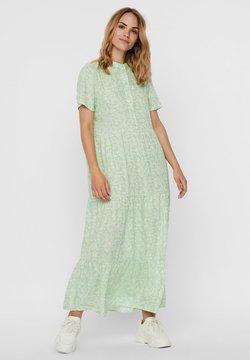 Vero Moda - Vestido largo - green ash