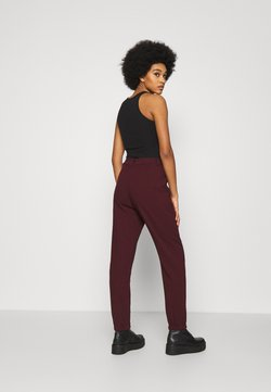 4th & Reckless - KASIA TROUSER - Jogginghose - wine red