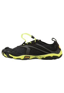 Vibram Fivefingers - V-RUN - Zapatillas running neutras - black/yellow