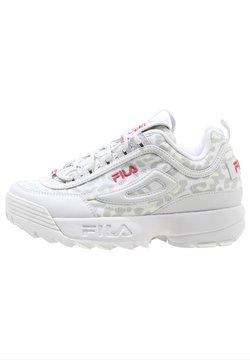 Fila - Sneaker low - white leopard