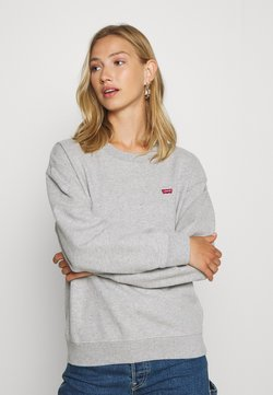 Levi's® - STANDARD CREW - Sweatshirt - smokestack heather
