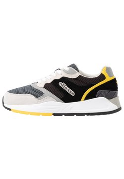 Ellesse - NYC84 TECH - Sneaker low - black/yellow